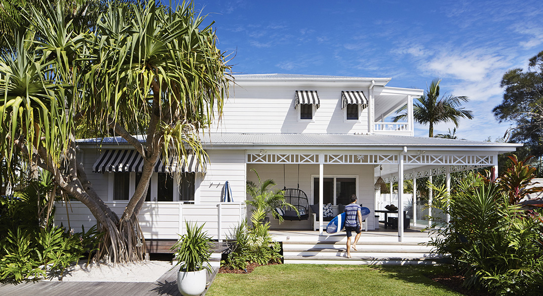 gay accommodation byron bay