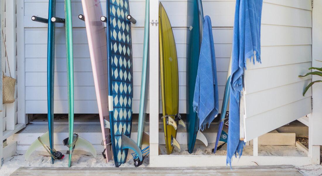 McTavish Surfboards at The Atlantic